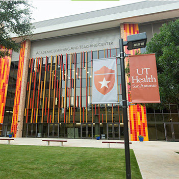 UT Health building