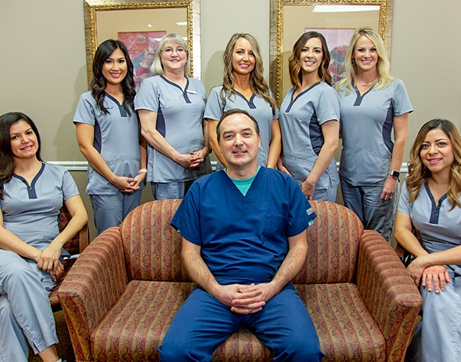 The Wylie Family Dentistry team